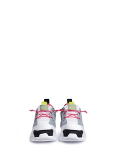 Reebok 'Furylite Classic' colourblock kids sneakers