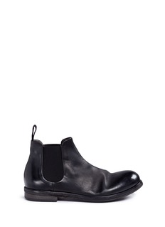Marsèll'Zucca' leather Chelsea boots