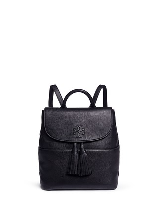 Main View - Click To Enlarge - Tory Burch - 'Thea' leather backpack