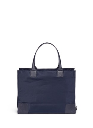 Back View - Click To Enlarge - Tory Burch - 'Ella' packable nylon tote