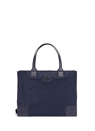 Main View - Click To Enlarge - Tory Burch - 'Ella' packable nylon tote