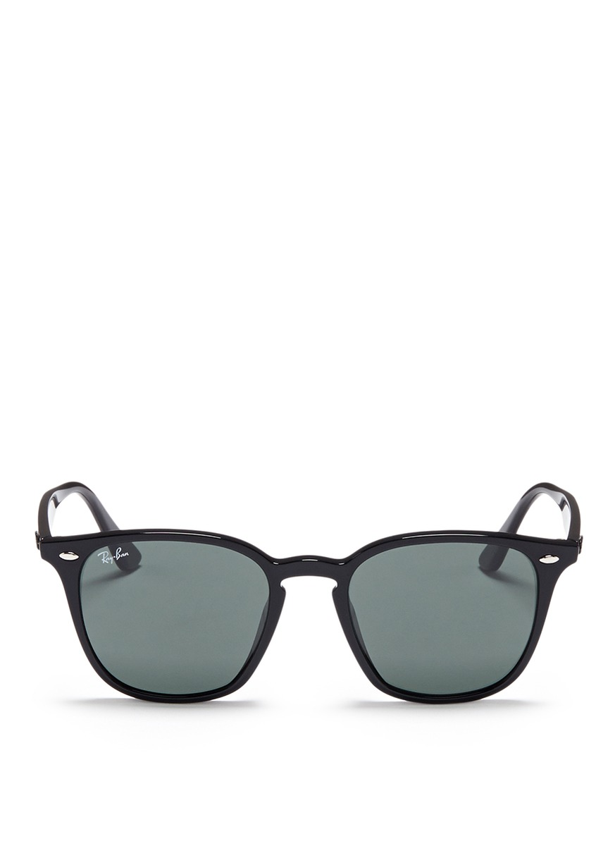 RB4258 acetate square sunglasses by Ray-Ban