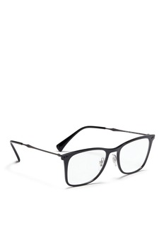 Ray-Ban 'RX7086 Light Ray' titanium acetate optical glasses