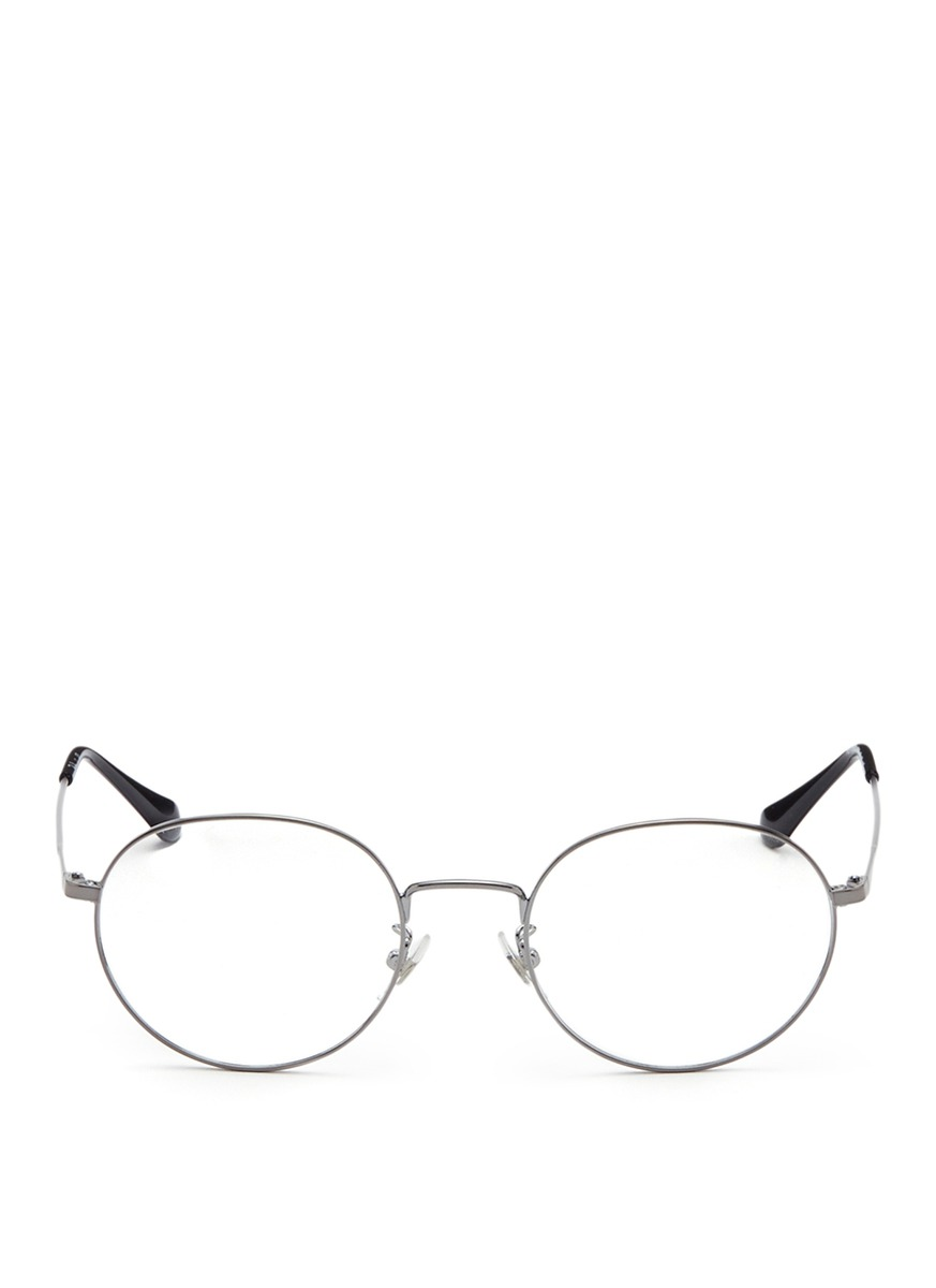 RB6369 round optical glasses by Ray-Ban