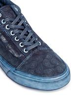 'Old Skool Reissue' washed paisley print sneakers
