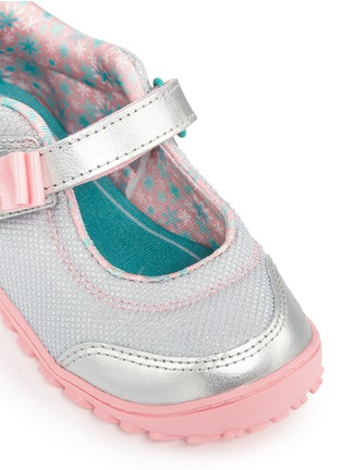 Detail View - Click To Enlarge - Reebok - 'Elsa VentureFlex' toddler Mary Janes