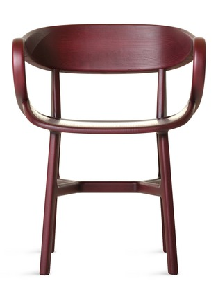 首图 –点击放大 - NICHETTO STUDIO - VIVIEN白蜡木餐椅