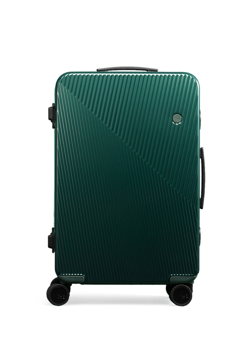 GINKGO 24″ pattern suitcase by ITO