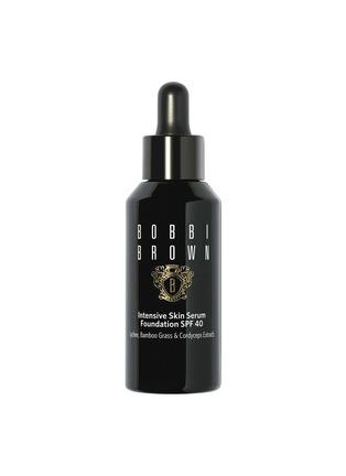 Bobbi Brown-Intensive Skin Serum Foundation SPF 40 - Sand