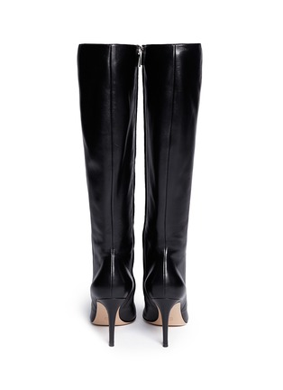Back View - Click To Enlarge - Gianvito Rossi - Point toe leather boots