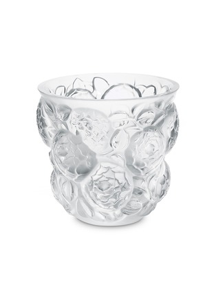 Main View - Click To Enlarge - Lalique - Oran crystal vase