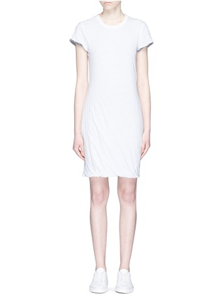 Main View - Click To Enlarge - James Perse - Recycled cotton vintage T-shirt dress