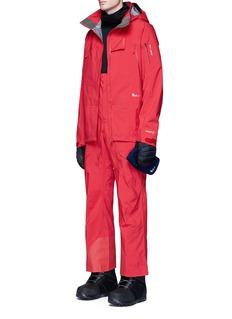 Burton'Hi-top' suspender snowboard pants