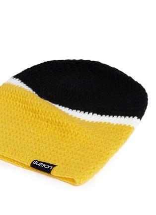 Detail View - Click To Enlarge - Burton - x L.A.M.B. 'Irie' stripe knit beanie