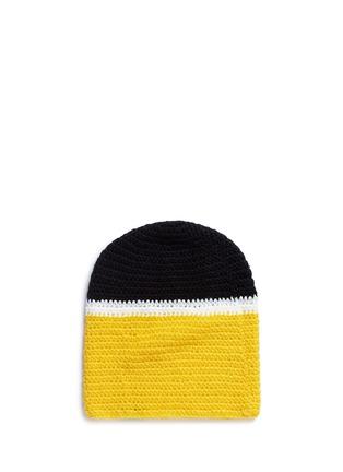 Figure View - Click To Enlarge - Burton - x L.A.M.B. 'Irie' stripe knit beanie