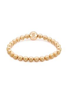Shamballa Jewels 'Tennis' diamond 18k gold bracelet