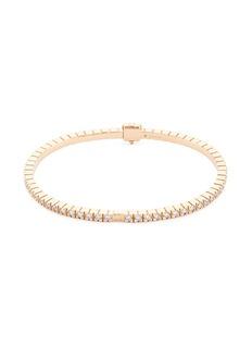 Shamballa Jewels 'Alliance 35' diamond 18k gold bangle