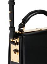 'Finsbury' leather shoulder bag