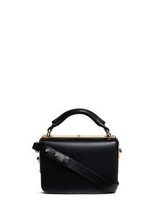 Sophie Hulme'Finsbury' leather shoulder bag