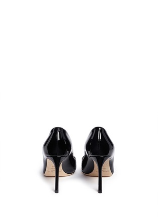 Back View - Click To Enlarge - Jimmy Choo - 'Romy' patent leather pumps