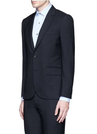 Front View - Click To Enlarge - Paul Smith - 'Soho' wool travel suit