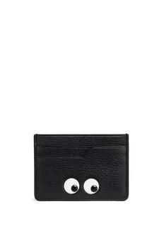 Anya Hindmarch'Eyes' leather card holder