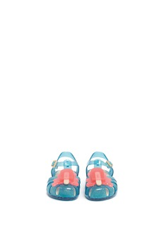 Melissa 'Aranha' popsicle PVC toddler sandals