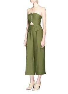 C/Meo Collective  'No Limit' wide leg jumpsuit