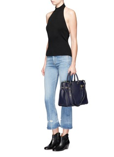 Rebecca Minkoff 'Geneva' leather satchel tote bag