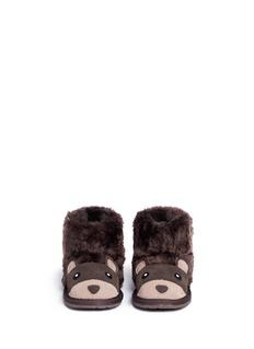 EMU AUSTRALIA'Bear Walker' Merino wool toddler boots