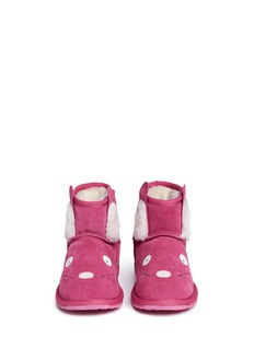 EMU AUSTRALIA 'Rabbit Mini' suede kids boots
