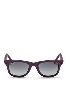 RAY-BANOriginal Wayfarer Urban Camouflage print sunglasses