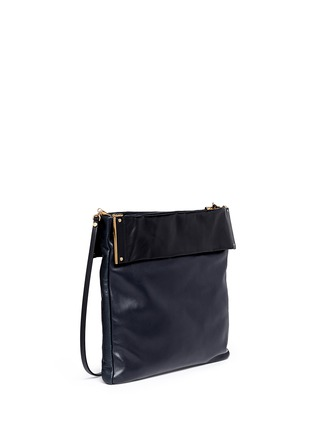 LANVIN - 'Tape' small leather bag