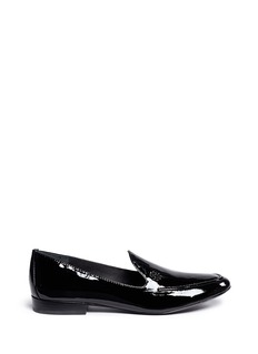 Tory Burch 'Dominique' patent leather loafers