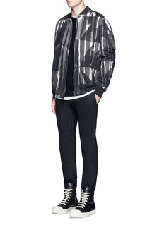 DRKSHDW by Rick Owens 'Torrence' waxed denim pants
