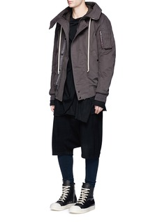 DRKSHDW by Rick Owens Padded bomber coat