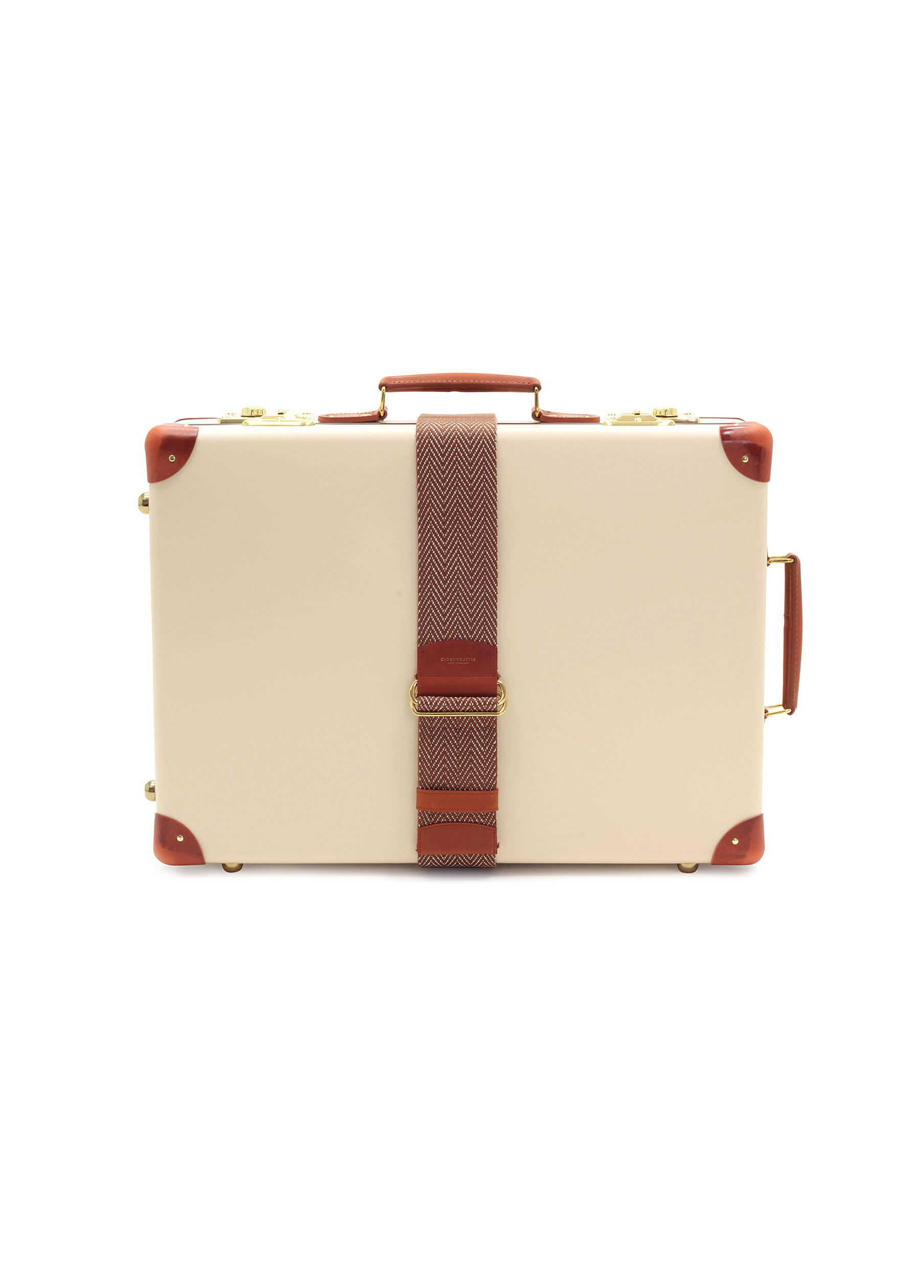 Missoni 21″ trolley case by Globe-Trotter