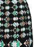 Detail View - Click To Enlarge - Emilio Pucci - 'Monreale' print pleat sablé skirt