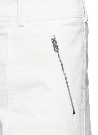 rag & bone-'Grace' canvas cropped pants
