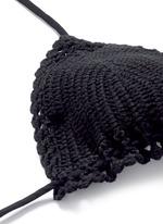 'Sakura Crochet' mismatched bikini set