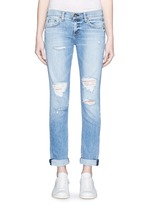 'The Dre' slim boyfriend jeans