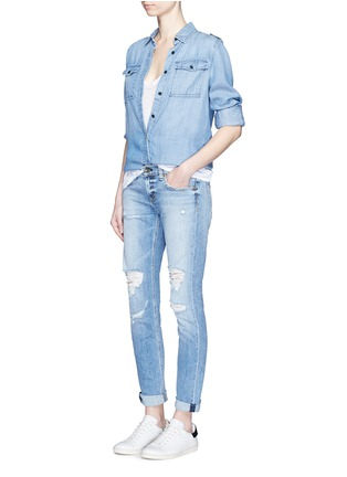 rag & bone/JEAN - 'The Dre' slim boyfriend jeans