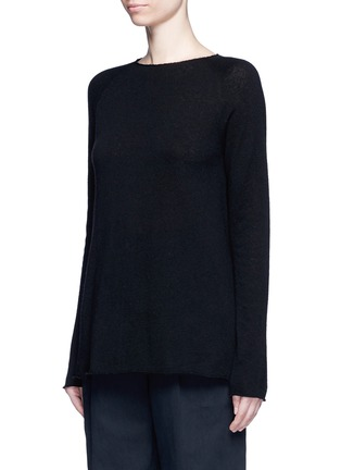 The Row - 'Banny' cashmere-silk knit sweater