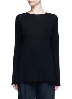 The Row 'Banny' cashmere-silk knit sweater