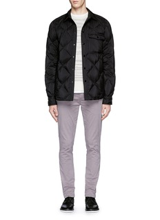 RAG & BONE'Mallory Shirt' quilted down puffer jacket