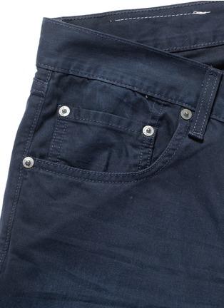 rag & bone-'Standard Issue' cotton twill pants