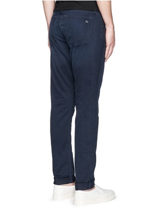 Back View - Click To Enlarge - rag & bone - 'Standard Issue' cotton twill pants