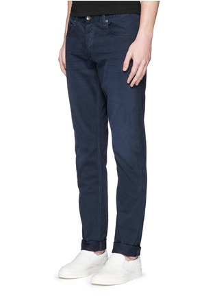 Front View - Click To Enlarge - rag & bone - 'Standard Issue' cotton twill pants