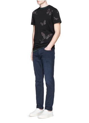 Figure View - Click To Enlarge - rag & bone - 'Standard Issue' cotton twill pants