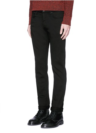 Front View - Click To Enlarge - J Brand - 'Tyler' French terry pants